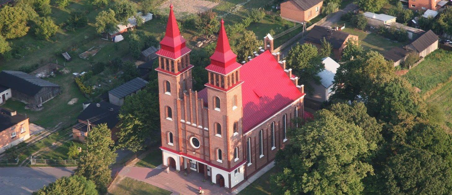 Parafia Najświętszego Serca Pana Jezusa w Dłutowie